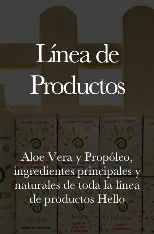 Líneas de Productos Hellogreen