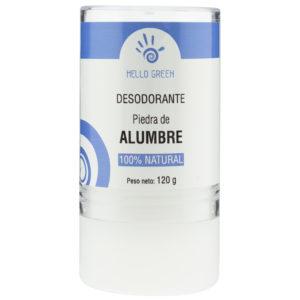 Desodorante natural de piedra de alumbre
