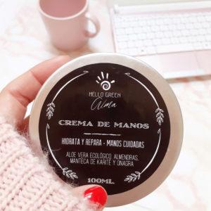 Crema de manos nutritiva ALMA